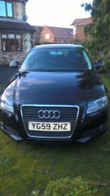 Audi A3 2.0 TDI Sportback for sale. One owner excellent condition .