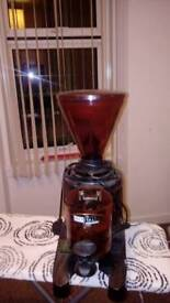 Commercal coffee grinder very good condition