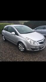 2008 Vauxhall Corsa 1.4 spares or repairs cheap