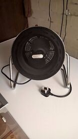 DELONGHI electric heater, excellent condition hardly used.