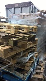 Looking to get rid of broken pallets. plenty on offer for free. will need to collect.