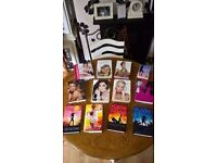 FAB SET OF HARDBACK KATIE PRICE BOOKS AND OTHER SIMILAR GREAT PRESENT NEW LIKE NEW