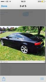 Black Audi A5 2008 cheapest on the net !!?!?!