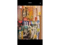 CAMPING/ CARAVANING MAGAZINE BUNDLE FOR SALE! WOW!