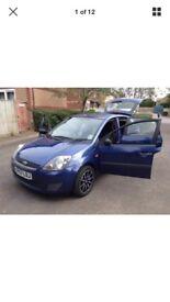 2007 Ford Fiesta 1.2 new mot