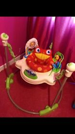 Fisher price jumperoo for sale (PRICE LOWERED)