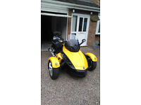 can am spyder GS 2008