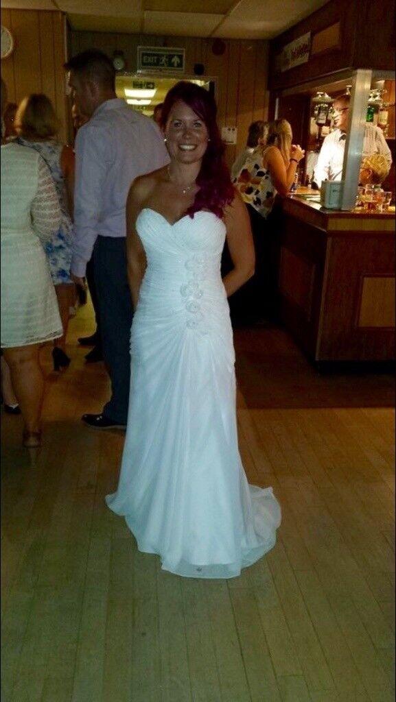 Wedding dress - Ronald Joyce - Ivory | in Middleton, Manchester ...