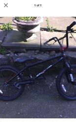 Mongoose bmx Only used twice been sat in shed