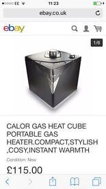 Calor heat cube