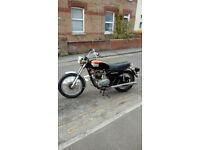 Triumph Bonneville T140. 1978. Only 7500 genuine miles with mot's to prove. Garaged since 2006.