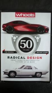 "Wheels - ""50 Years Of Mazda"" - (car magazine)"