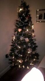 optic christmas tree .