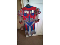 TRANSFORMERS FANCY DRESS.