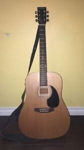 Simon & Patrick Luthier guitar