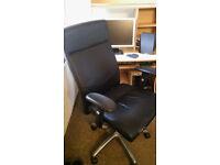 computer chair ( black )