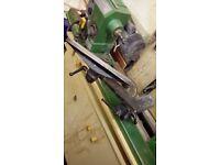 Wood worker lathe NU Tool NWL 900