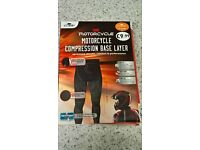 MOTORCYCLE / QUAD BIKE / CYCLING X LARGE UNDER TROUSER BASE LAYER