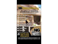 NG Building And Roofing ltd