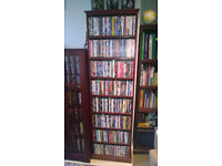 Tall solid wood DVD shelves (must go this weekend!)