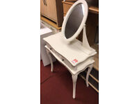 beaynifull sophia white dressing table