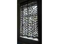 new.curtains with panels