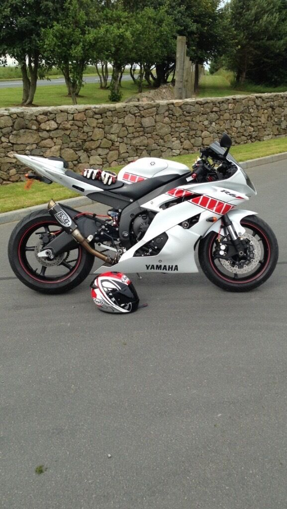 Yamaha r6 2010 for sale in peterhead aberdeenshire for 2010 yamaha r6 for sale