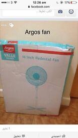 Argos fan