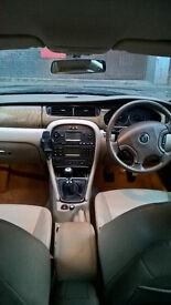 Jaguar X Type Clasic Luxory