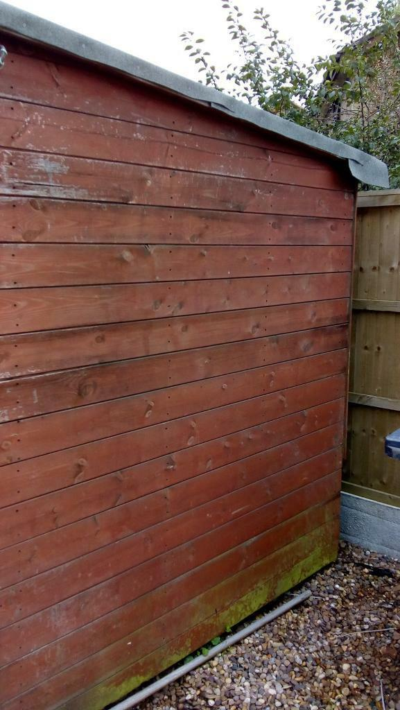 garden shed 10 foot by 6 foot