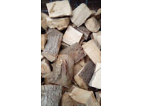 BULK FIREWOOD wood logs for wood burners and open fires, seasoned and dry, ready to use.