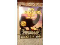 When dinosaurs ruled 8 dvd box set