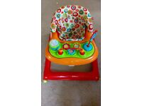 Baby walker for sale £15