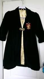 Harry Potter Griffidor Velvet Cloak age 4-6