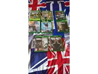 XBOX ONE and Eight Games