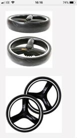 puncture free isafe wheels