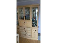 Dining room dresser/cabinet
