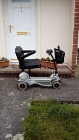 for sale libre mobility scooter, good condition 1 owner, recently serviced and new batteries