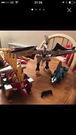 Power ranger Dino megazord