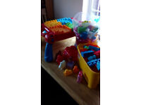 MEGA BLOKS .EXCELLENT CONDITION.COLLECTION ONLY. LN3