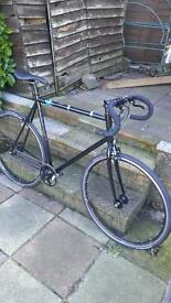 fuji single speed racer 6 months old hardly used