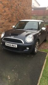 Mini Cooper S | 57000 miles | lounge leather | heated front | 175bhp paid £5650 4 months ago!