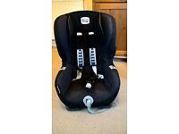 Britax duoplus isofix car seat