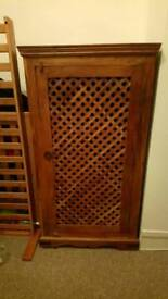 Beautiful solid wood cupboard *reduced*