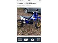 Kids champ SXR55 Motorbike