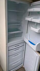 Hot point fridge freezer.....Mint free delivery