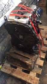 Ford Transit 2.4 RWD 90 ps Duratorq Engine - for spares / parts / not working