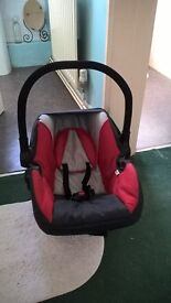 hauck first stage baby car seat