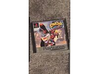 Crash Bandicoot 3 Warped Platinum Edition Play Station 1
