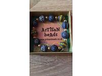 Bracelet / artisan beads
